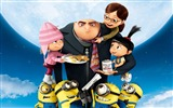 Title:Despicable Me 2 Movie Widescreen HD Wallpaper Views:5323
