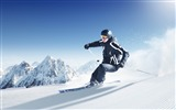 Title:Skiing Extreme Sports HD Desktop Wallpapers Views:10569