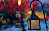 Title:lanterns lights snowflakes-HIGH Quality Wallpaper Views:2467