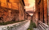 Title:the old village-Photo HD wallpaper Views:2510