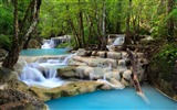 Title:tropical waterfall-Seasons HD Wallpaper Views:3319