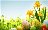 Title:Happy Easter 2014 Holidays Desktop Wallpaper Views:9197