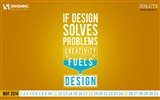 Title:Design Solves Problems-May 2014 calendar wallpaper Views:2548