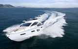 Title:intermarine luxury yacht-Photography Desktop Wallpaper Views:2622