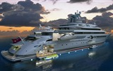 Title:luxury yacht-Photography Desktop Wallpaper Views:2822