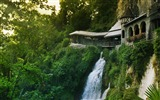 Title:Building cliff falls-Bing theme wallpaper Views:2582