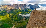 Title:Mountains and canyons-Bing theme wallpaper Views:2375