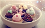 Title:cakes cupcakes plate-High quality desktop wallpaper Views:2490