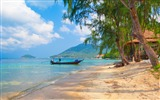 Title:paradise island-Scenery HD Wallpaper Views:4747