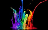 Title:rainbow paint-Design HD Wallpaper Views:4622
