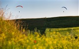 Title:paragliders in the air-scenery HD Wallpaper Views:2185