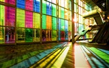 Title:Colorful buildings sunshine-Bing theme wallpaper Views:2240
