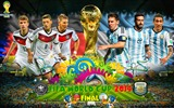 Title:Brazil World Cup 2014 Final Argentina HD Wallpaper Views:4911