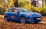 Title:mazda 3 autumn time-HD Photo wallpaper Views:2780