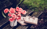 Title:roses pink flowers-Photography HD Wallpaper Views:1965