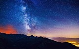 Title:Awesome Sky At Night-photo HD Wallpaper Views:2340