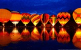 Title:Cincinnati Lake balloon-Windows Theme Wallpaper Views:2693