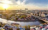 Title:Downtown Moscow Russia-Windows Theme Wallpaper Views:2572