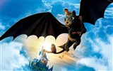 Title:How to Train Your Dragon 2 movie hd wallpaper Views:7721