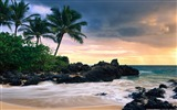 Title:Makena Bay Maui-Windows Theme Wallpaper Views:2446