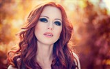 Title:redhead model-Girl Photo Wallpaper Views:2497