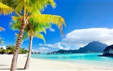 Title:Bora Bora Beach-Landscape HD Wallpaper Views:4009