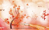 Title:Colors Of Autumn-October 2014 Calendar Wallpaper Views:3708
