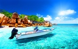 Title:Digue Seychelles-Landscape HD Wallpaper Views:3223