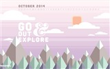 Title:Exploration-October 2014 Calendar Wallpaper Views:2360