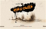 Title:Happy Halloween-October 2014 Calendar Wallpaper Views:2900