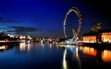 Title:London Eye At Night-Cities HD Wallpaper Views:2441
