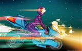 Title:Motorcycle racer-Windows Theme Wallpaper Views:2079
