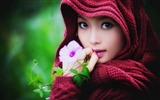 Title:September beauty model photo HD Wallpaper Views:612