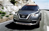 Title:Nissan Kicks concept car HD Desktop Wallpaper Views:96