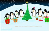 Title:A South Pole Christmas-December 2014 Calendar Wallpaper Views:2820