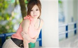 Title:Asian pure beauty model photo Wallpaper Views:7773