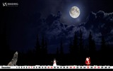 Title:Evening In December-December 2014 Calendar Wallpaper Views:2674