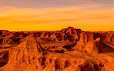 Title:Gobi Desert Sunset-Windows 10 HD Wallpaper Views:3680