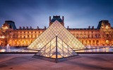 Title:Louvre Museum In Paris-Cities HD Wallpaper Views:1931
