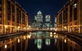 Title:canary wharf view-Cities HD Wallpaper Views:2036