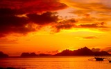 Title:Amazing Lake Sunset Scenery-Fantasy HD Wallpapers Views:1886