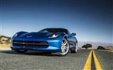 Title:Chevrolet Corvette Car HD Desktop Wallpaper Views:3594