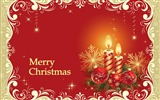 Title:Christmas Card Greetings-Holiday desktop wallpaper Views:2301