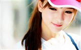 Title:Oriental youthful beautiful photo desktop wallpapers Views:7601