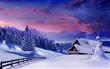 Title:Romantic season Nature scenery wallpaper Views:7454