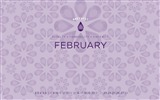Title:Amethyst-February 2015 Calendar Wallpaper Views:2444