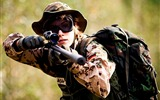 Title:Sniper Girl Soldier-Military HD Wallpaper Views:3624