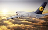 Title:airbus a380 lufthansa-Military HD Wallpaper Views:2492