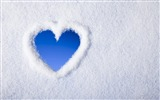 Title:snow heart-2015 Valentines Day HD Wallpaper Views:2058