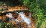Title:small waterfall rusty river-Photography HD wallpaper Views:2000